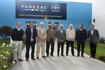 FPT y FADEEAC se reunieron con Gendarmería Nacional