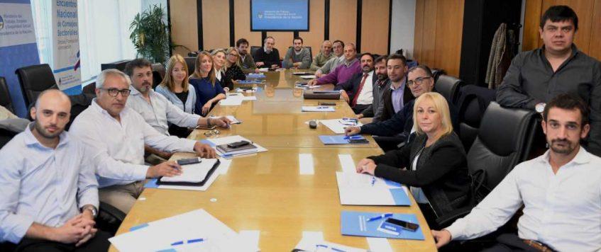 FPT y FADEEAC en el Consejo Sectorial del Ministerio de Trabajo